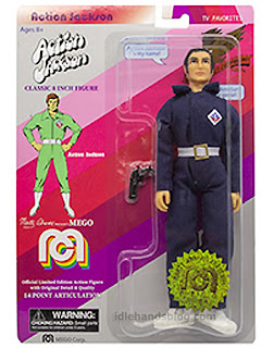 Return of MEGO Corporation Preview Action Jackson figure