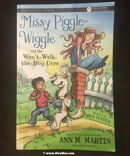 Children's Book Review : Missy Piggle-Wiggle and the Won't Walk the Dog Cure