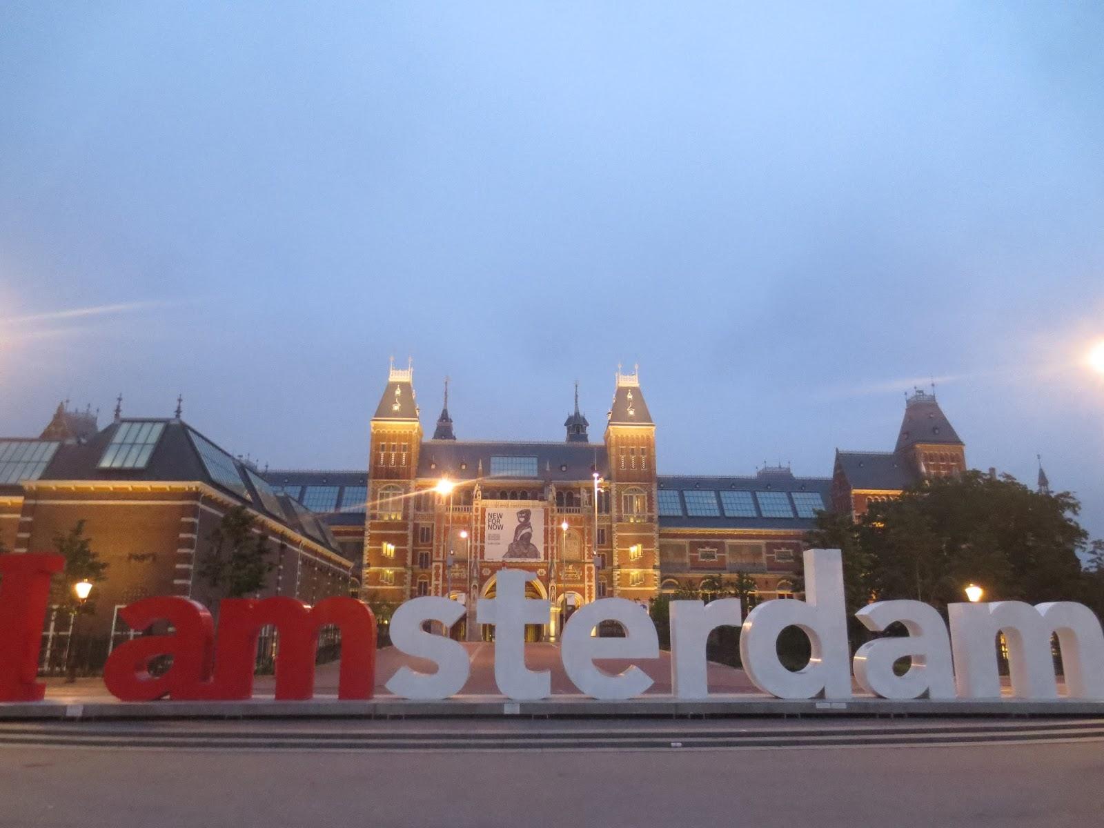I amsterdam rijksmuseum
