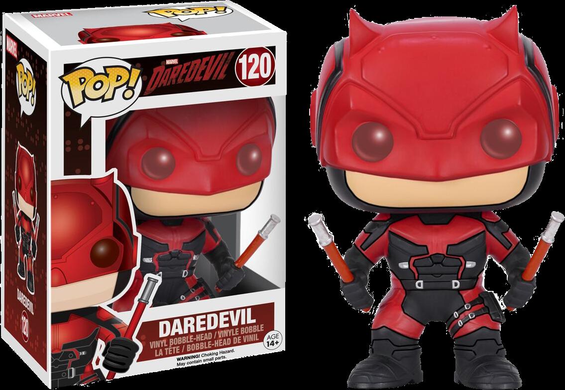 También Daredevil Netflix Versión Pop Con ym76gYfbIv