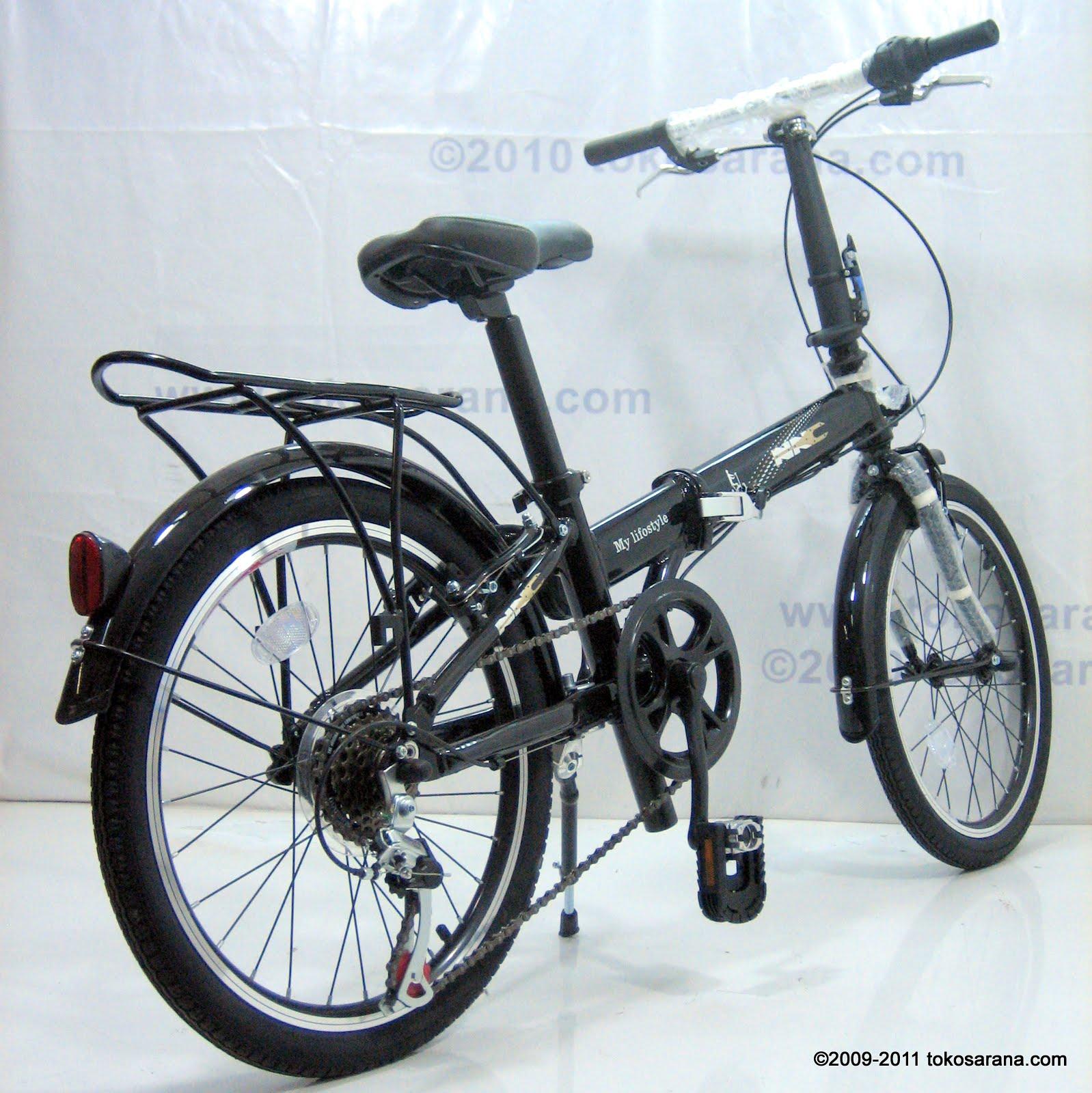 TokosaranaTMJakarta Jatinegara Sepeda Lipat NNC My