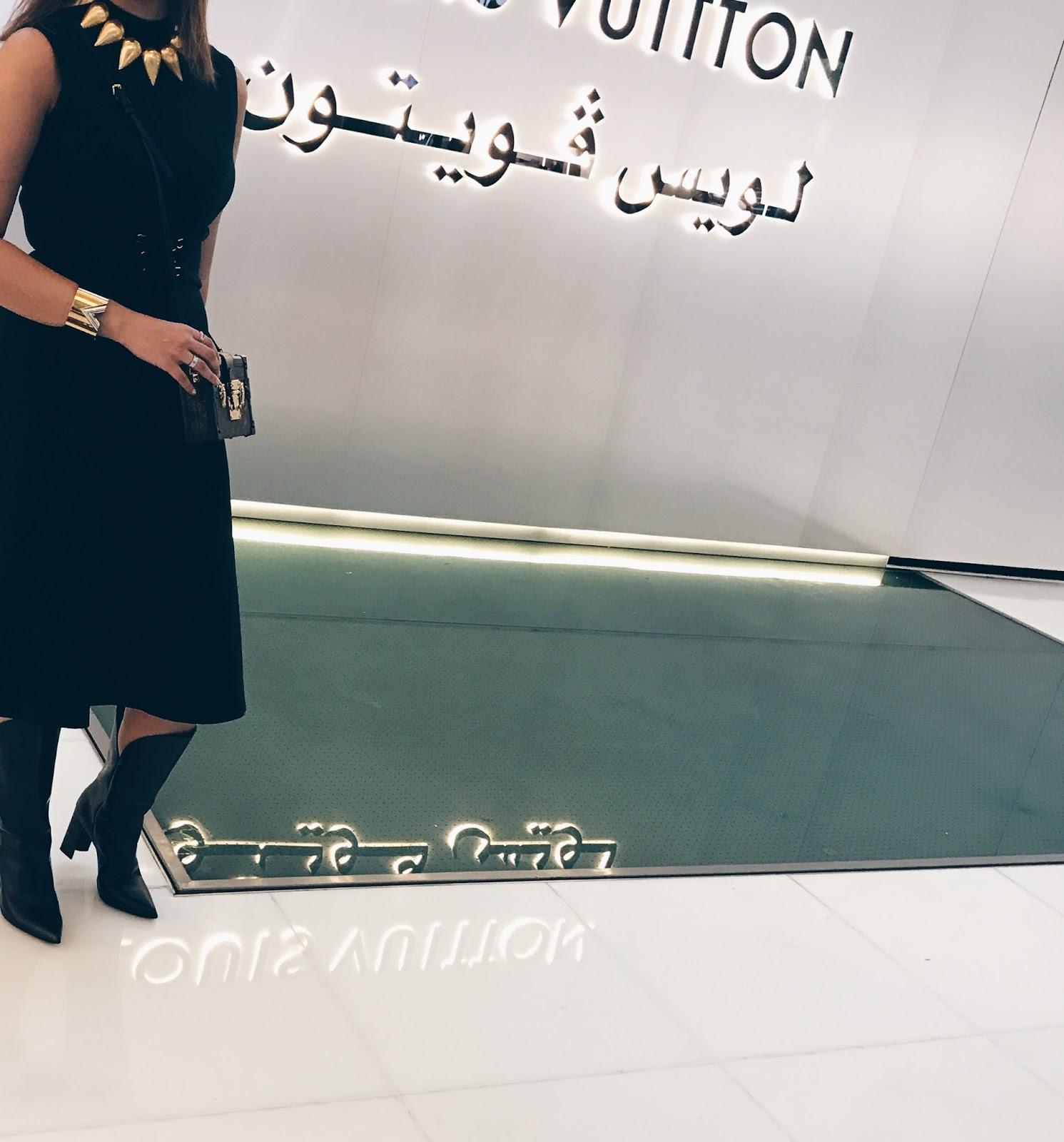 6d05b97b5048a New Vlog Louis Vuitton Time Capsule Exhbition in Dubai