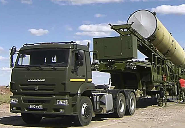 Tinuku Russia test-fires new interceptor missile which speed of 4 kms