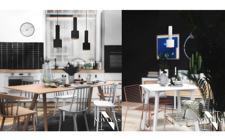 Mxims Novvvas Hay Dining Room Collaboration Novvvas