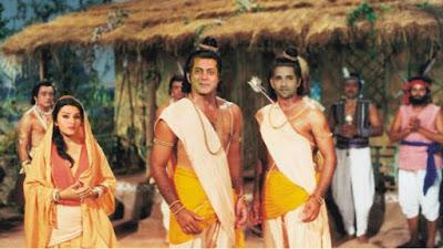 Most Viral Pics Salman Bane Shri Ram Aur Shilpa Shinde Bani Seeta !