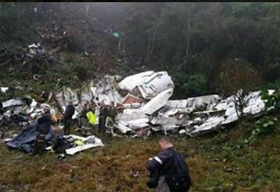 Kecelakaan Pesawat, Siapa yang tau akan benasip naas ?