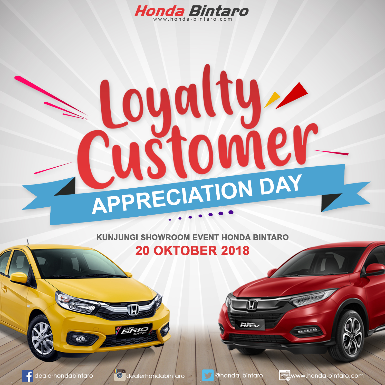 Honda Loyalty Customer