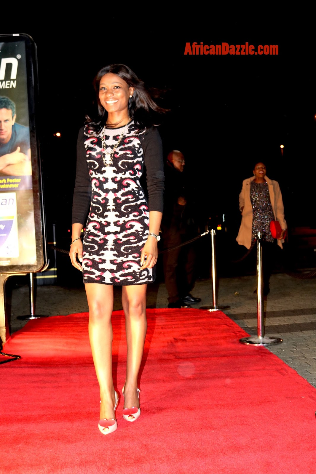 The First Lady London Premiere