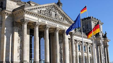 Csökkent a német GDP a második negyedévben