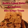 Live it well: Reese's Peanut Butter & Chocolate Rice Krispy Treats