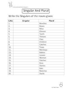 Free Fun Worksheets For Kids: Free Printable Fun English ...
