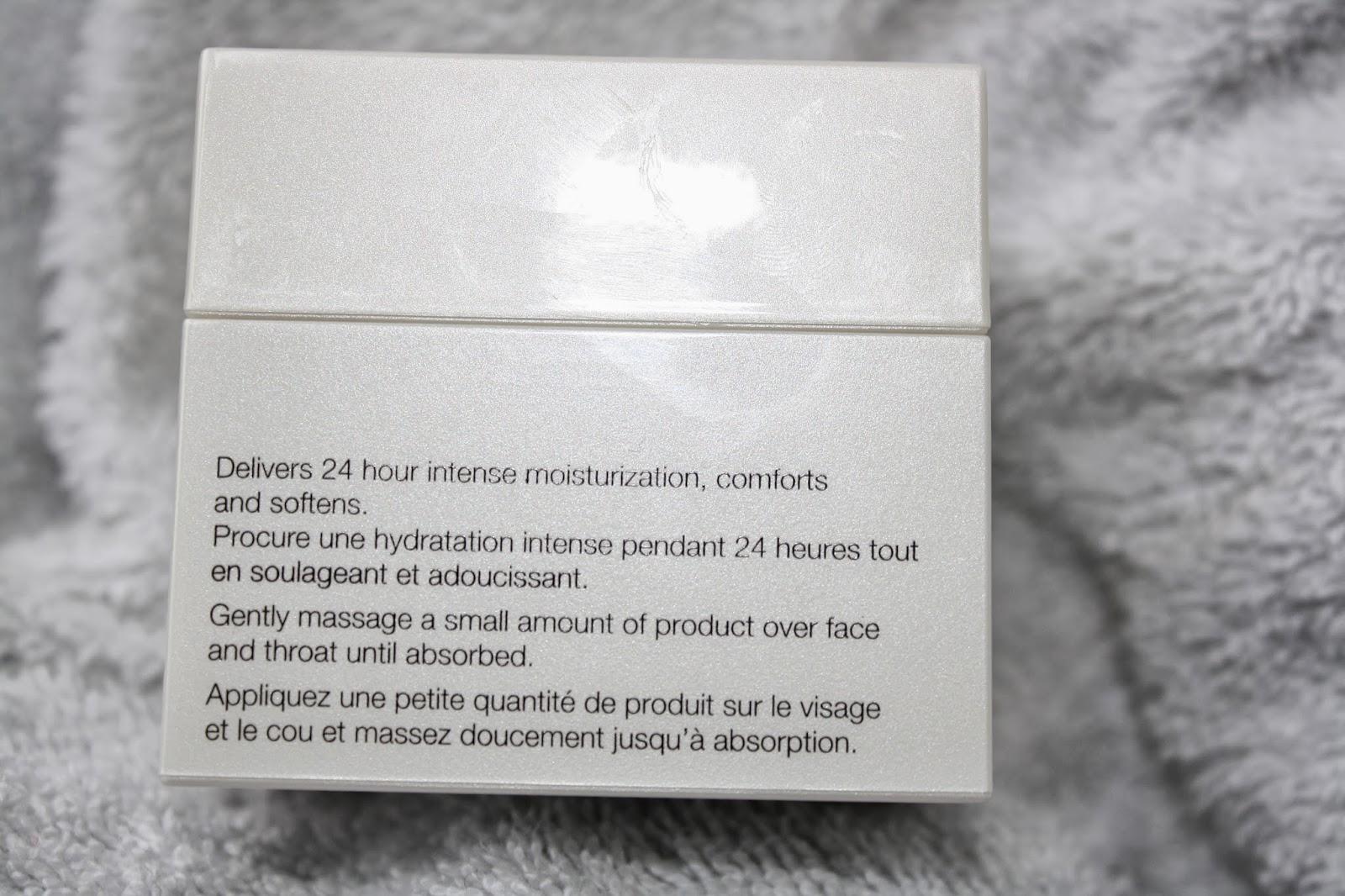 Nars Luminous Moisture Cream instructions