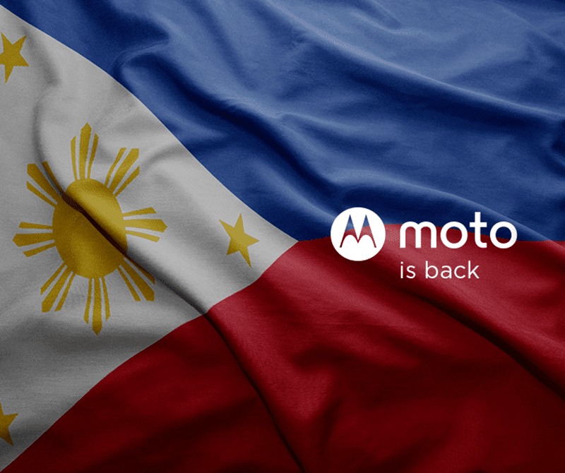 Confirmed, Motorola Philippines Is Actively Back In Action!