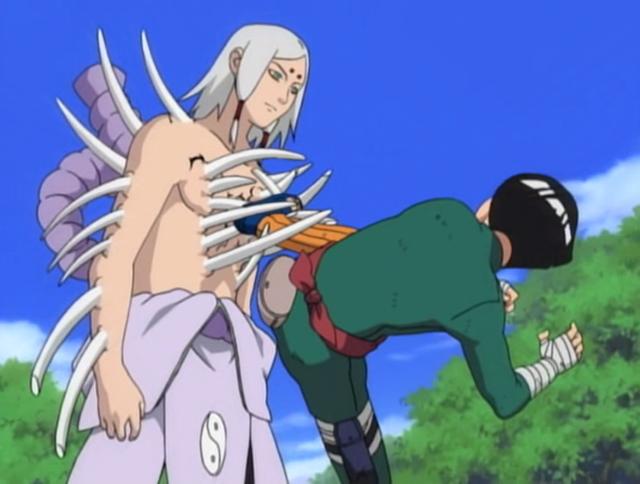 Naruto Karakter - Kumpulan Foto Kimimaro, Fakta Kimimaro dan Video Kimimaro