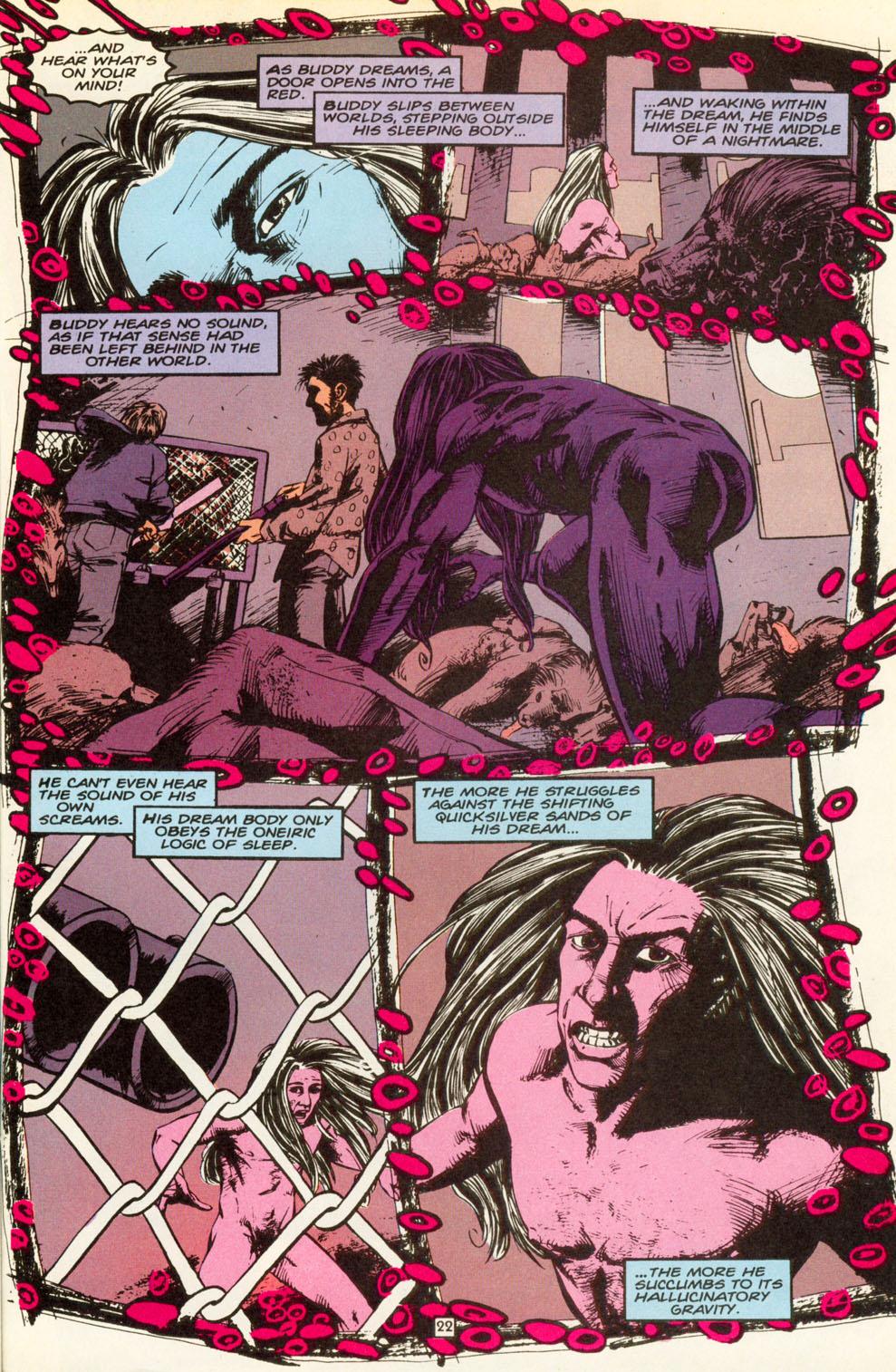 Read online Animal Man (1988) comic -  Issue #83 - 23