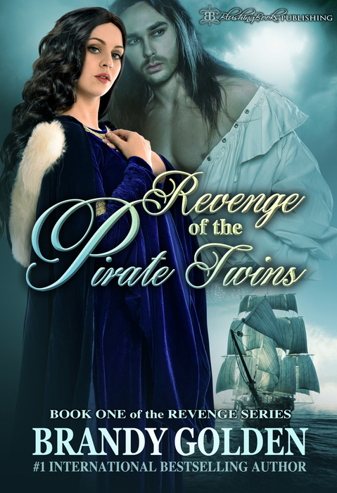 Review: Revenge of the pirate twins: Revenge series book #1 by Brandy Golden