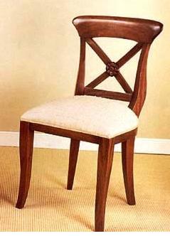 Decoraci n tendencias en estilo cl sico sillas cl sicas for Sillas de madera para comedor clasicas