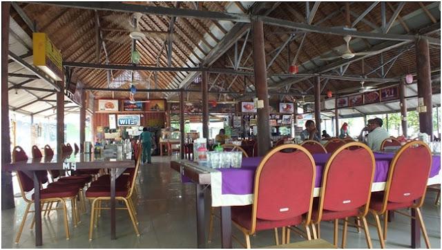 Rumah Makan 100 Restoran Seafood Indrapura, Kelezatan Tak Terlupakan