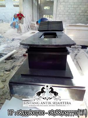 Gambar Makam Granit, Kijing Makam Granit, Harga Makam Dari Granit