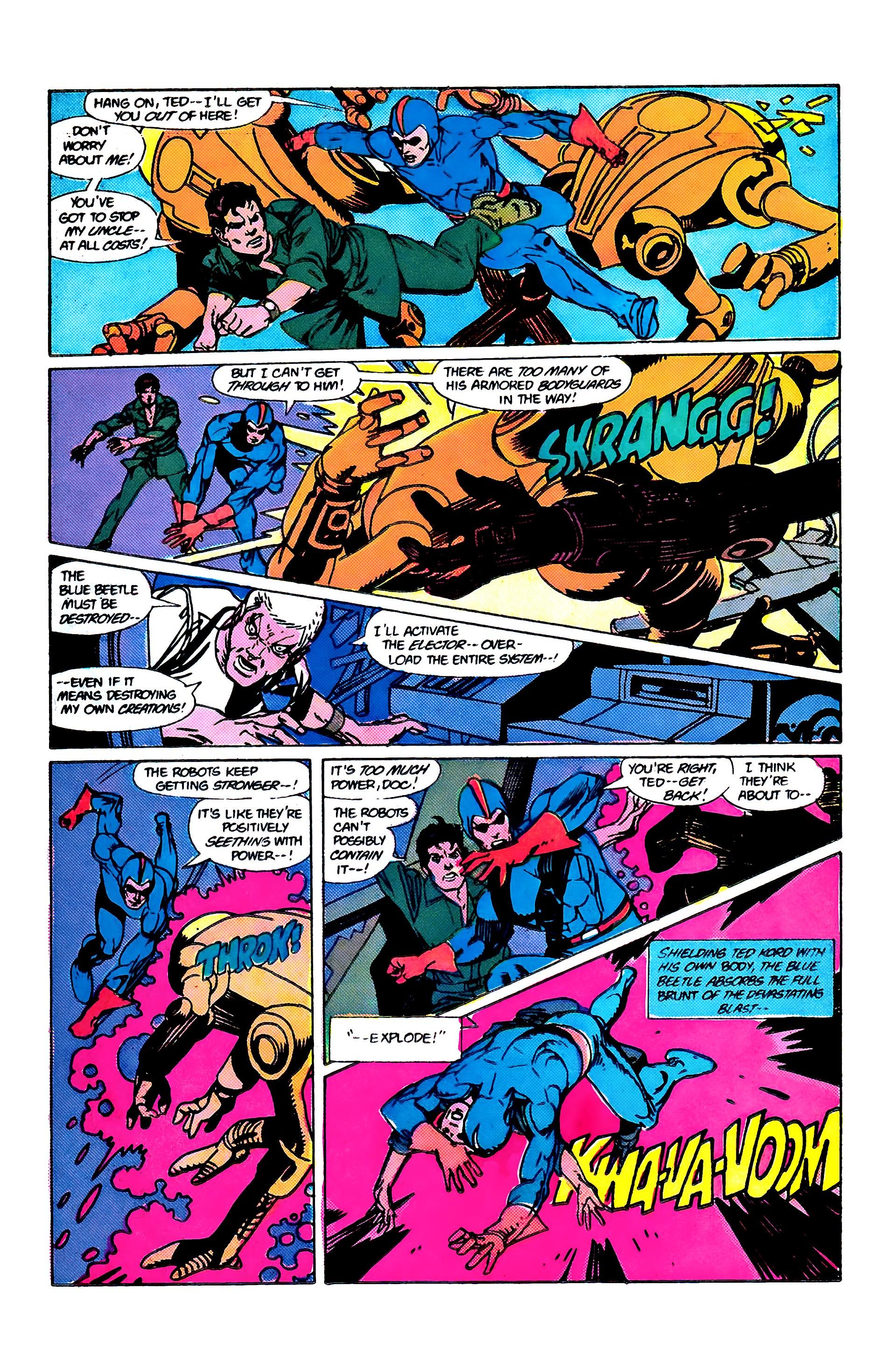 Read online Secret Origins (1986) comic -  Issue #2 - 26
