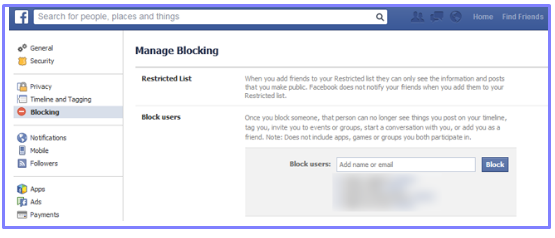How Do I Block someone On Facebook Mobile - ArkanPost