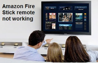 Amazon Fire TV Remote NOT Responding / Syncing / Connecting