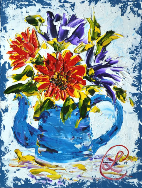 http://www.ebay.com/itm/Blue-Tea-Pot-Arrangement-Contemporary-Oil-Painting-Paper-Artist-France-2000-Now-/291773902297?ssPageName=STRK:MESE:IT