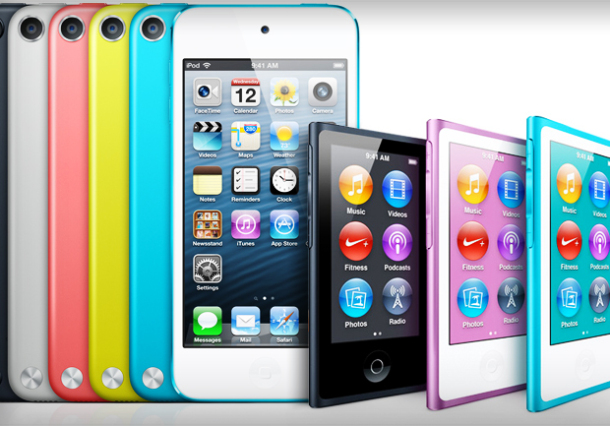 Apple iPod Nano 7G and iPod Touch 5G Specs, Review, Price ...