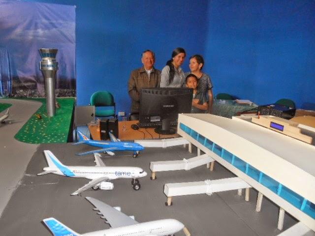 grupo de investigaci211n m211dulo aeropuerto de tababela