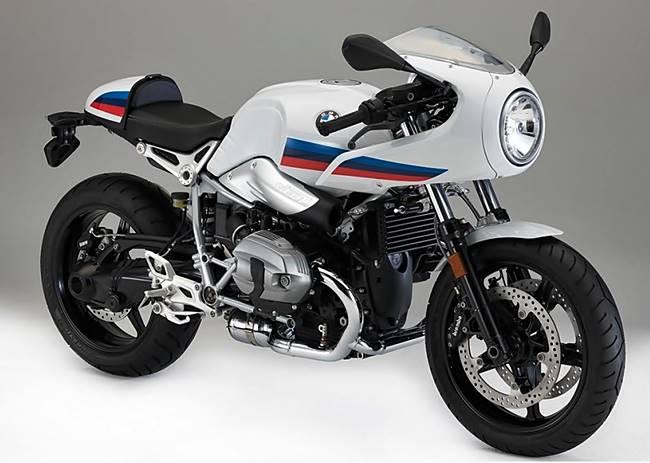 2017 BMW Motorrad R nineT Racer Retro Style