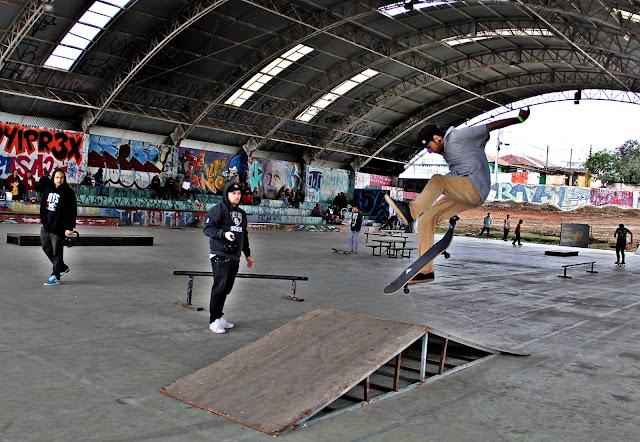 Domingo foi movido a cultura e esporte em Colombo