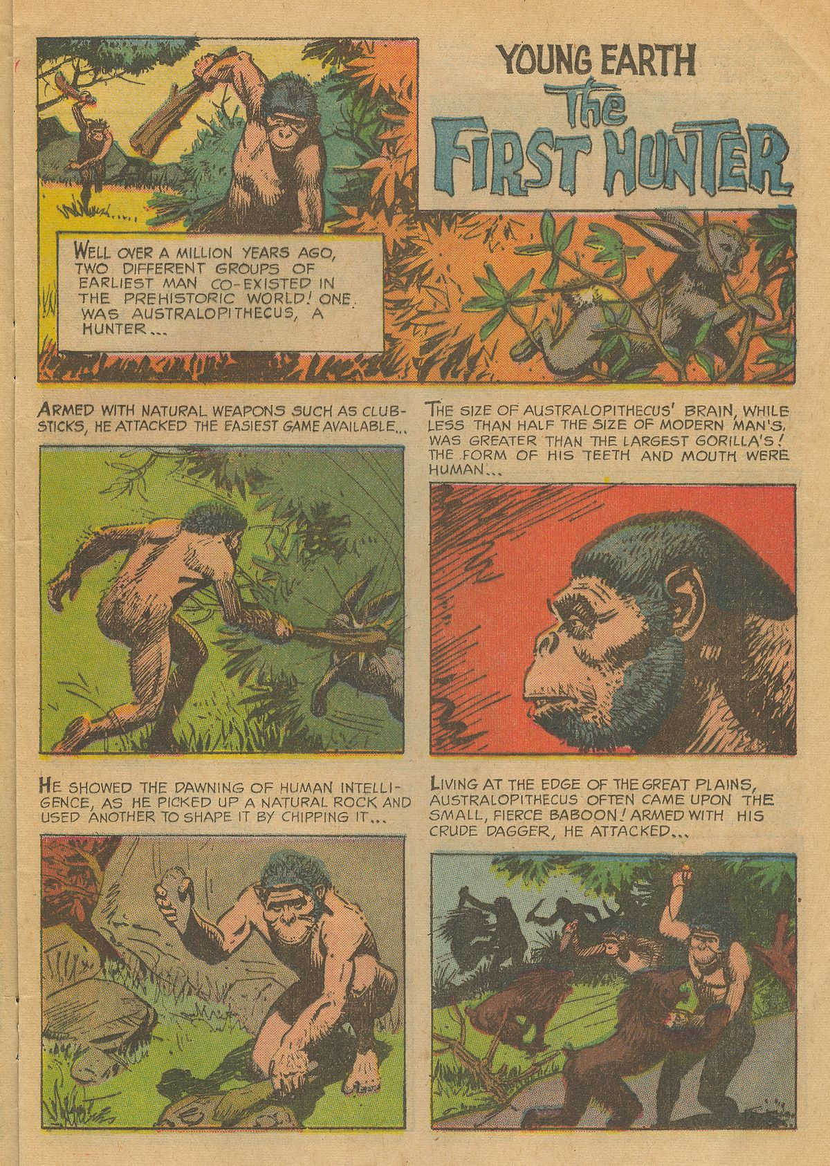 Read online Turok, Son of Stone comic -  Issue #70 - 13
