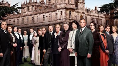 Downton Abbey Vai Mesmo Chegar Aos Cinemas