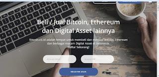 Membuat alamat walet bitcoin,ethereum,litecoin,dogecoin