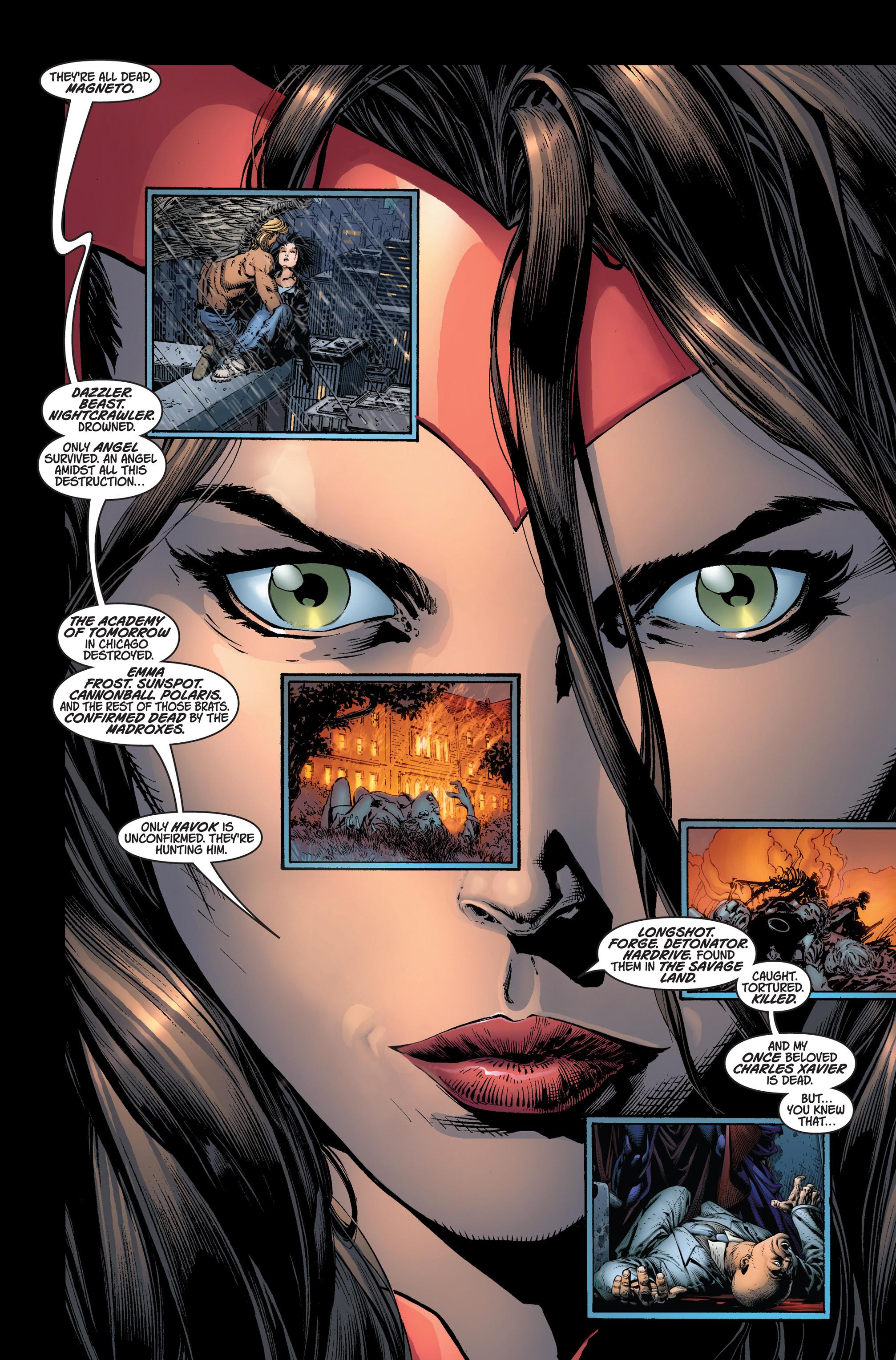 Read online Ultimatum comic -  Issue #3 - 3