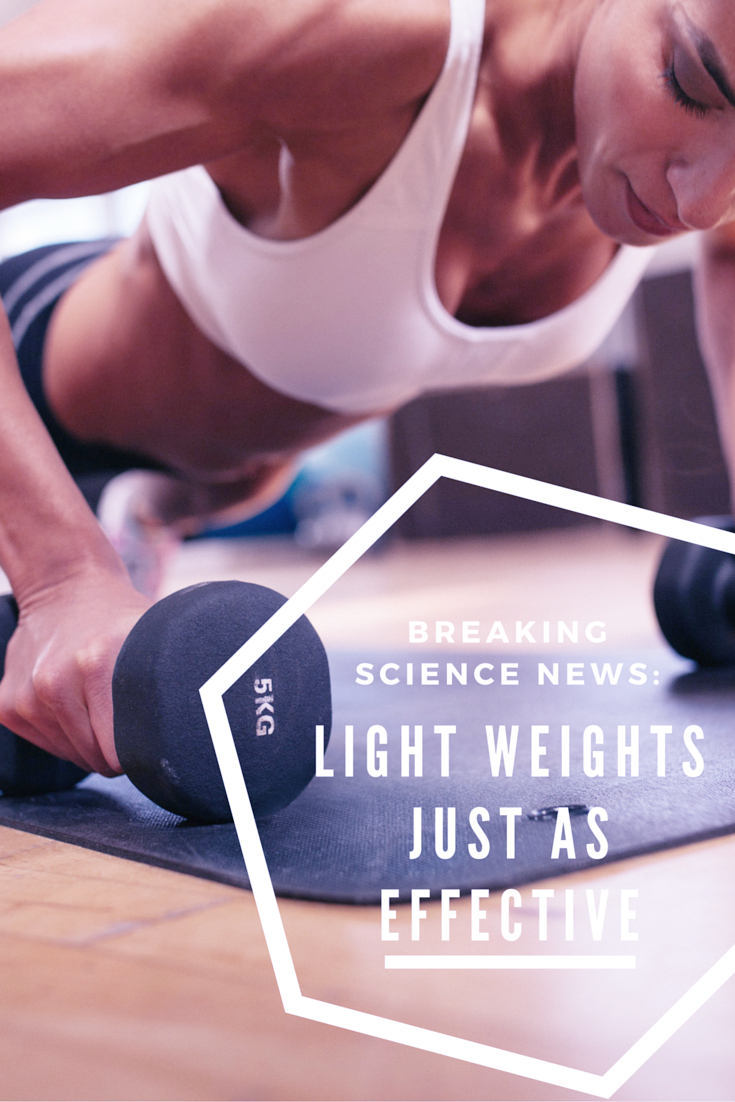 Science News Lifting Light Weights Equally Effective Pure Power Panda
