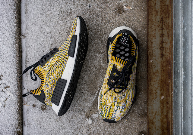 yellow camo NMD