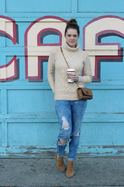 J Crew Outfit for Fall