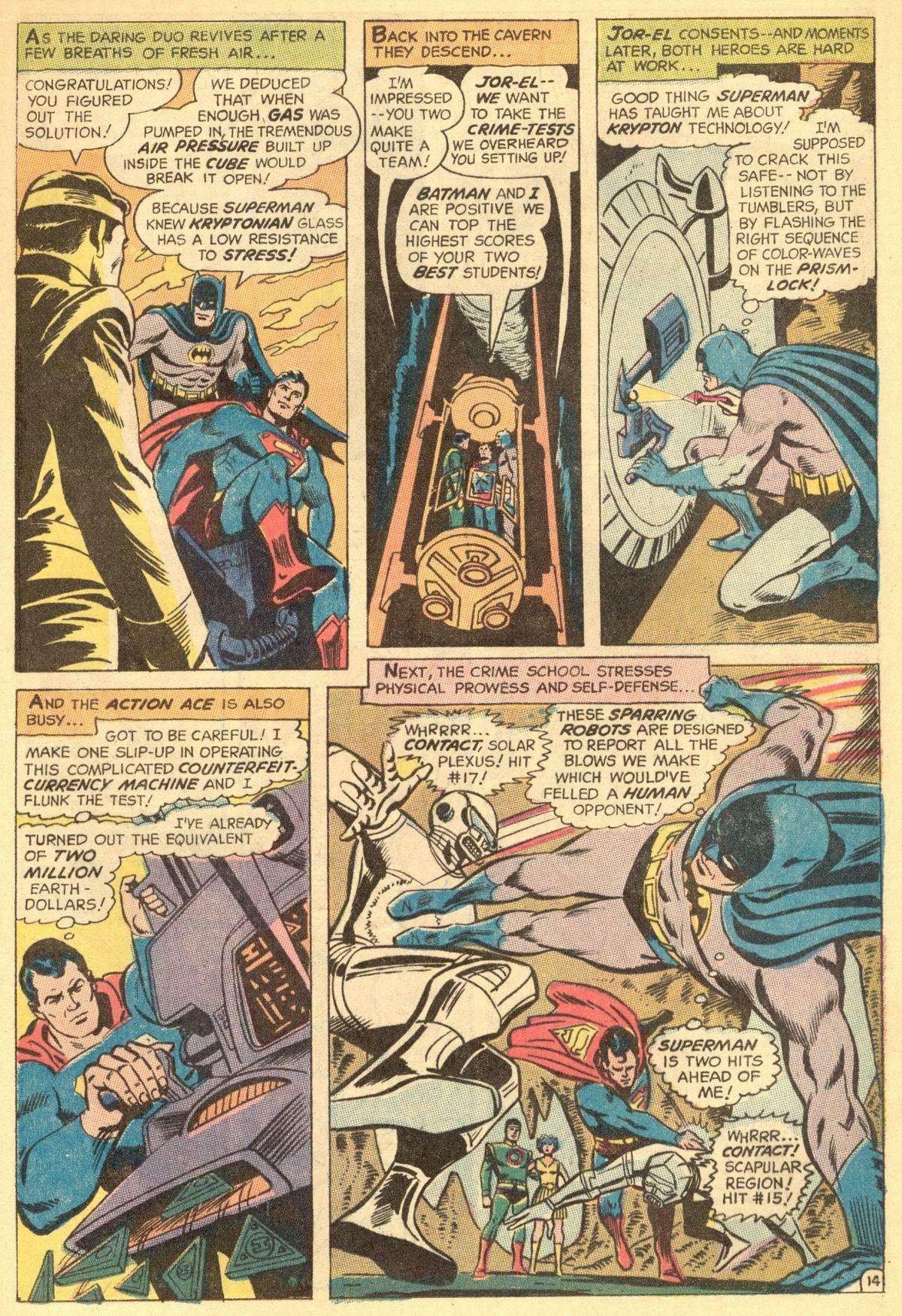Read online World's Finest Comics comic -  Issue #191 - 17