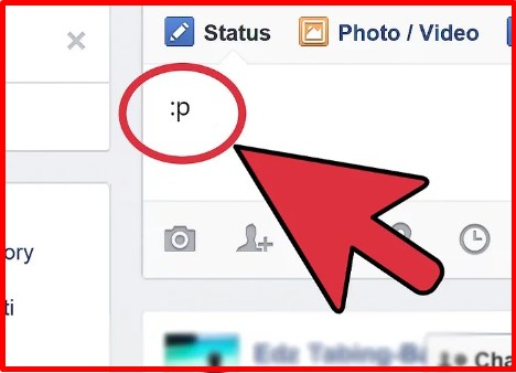 how to make emojis on facebook on a computer