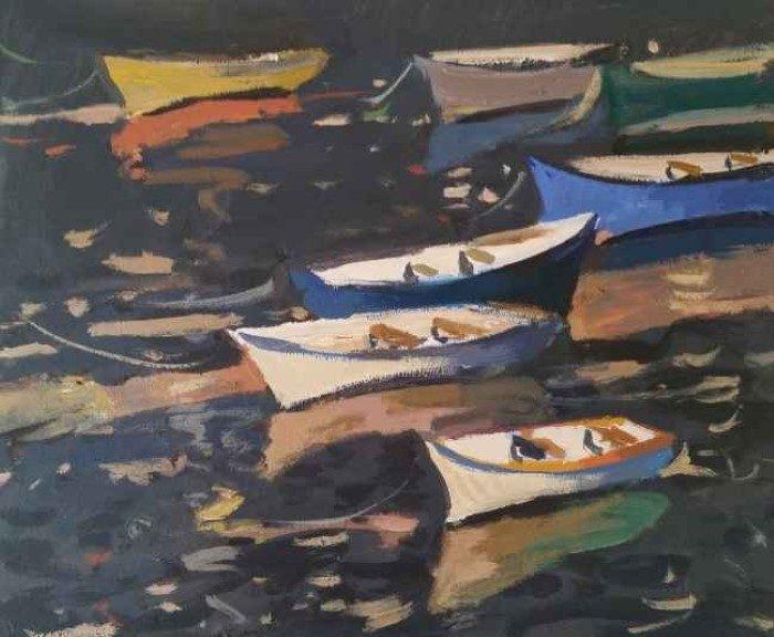 Моя живопись - это рассказ. Andrew Tozer