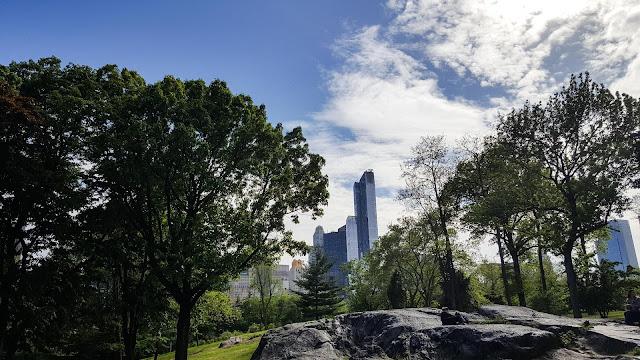 Vistas do Central Park