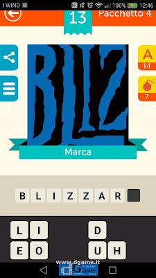Iconica Italia Pop Logo Quiz soluzione pacchetto 4 livelli 13-75