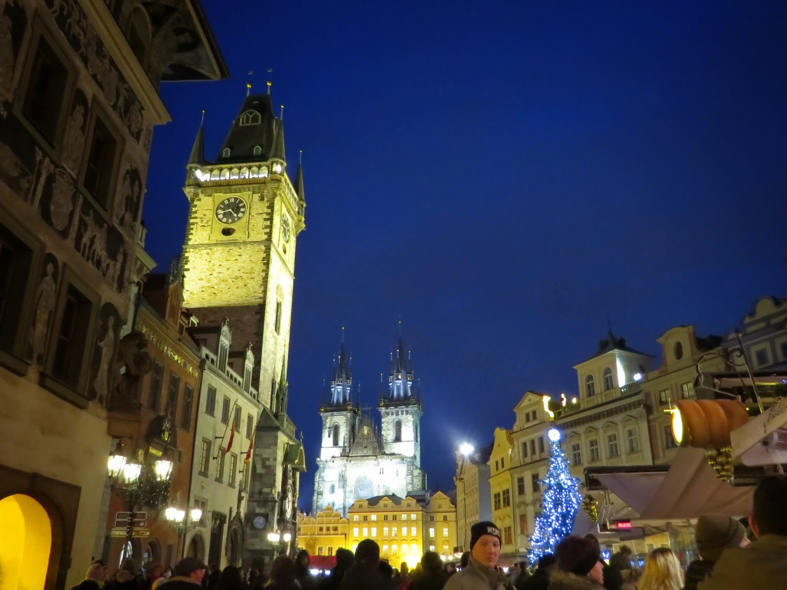 Christmas In Prague Book.Have Book Will Travel Prague At Christmas