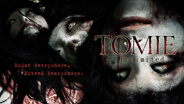 Tomie Unlimited (2011) BluRay Subtitle Indonesia