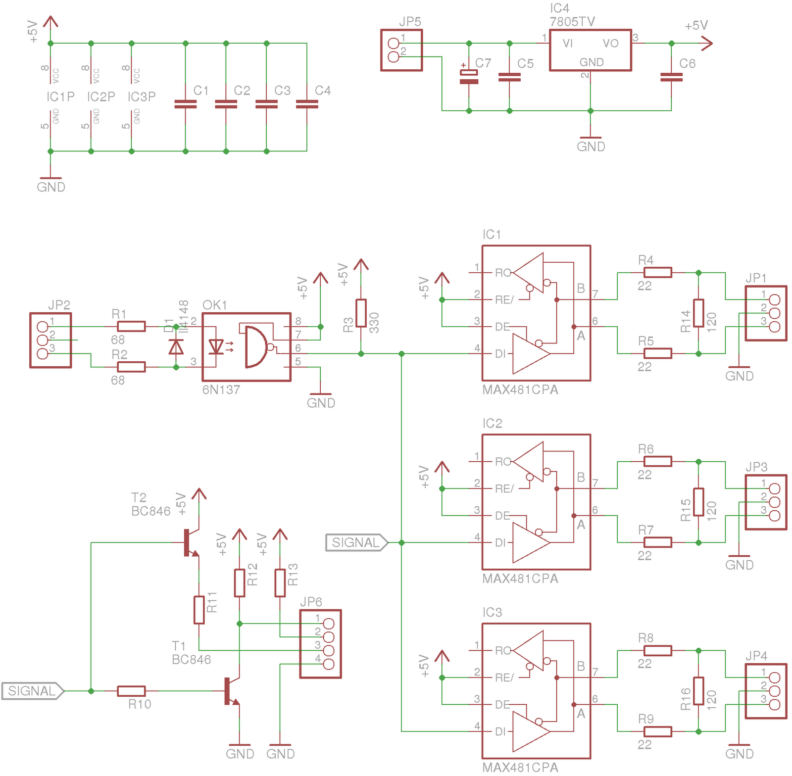 Wiring 4 Way Dmx Great Design Of Diagram Cable Connector This Is The Schematic For A Dmxbooster Get