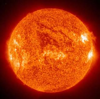 Ciri Ciri Matahari