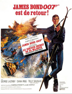 James Bond 007 On Her Majesty's Secret Service (1969) 007 ยอดพยัคฆ์ราชินี ภาค 6