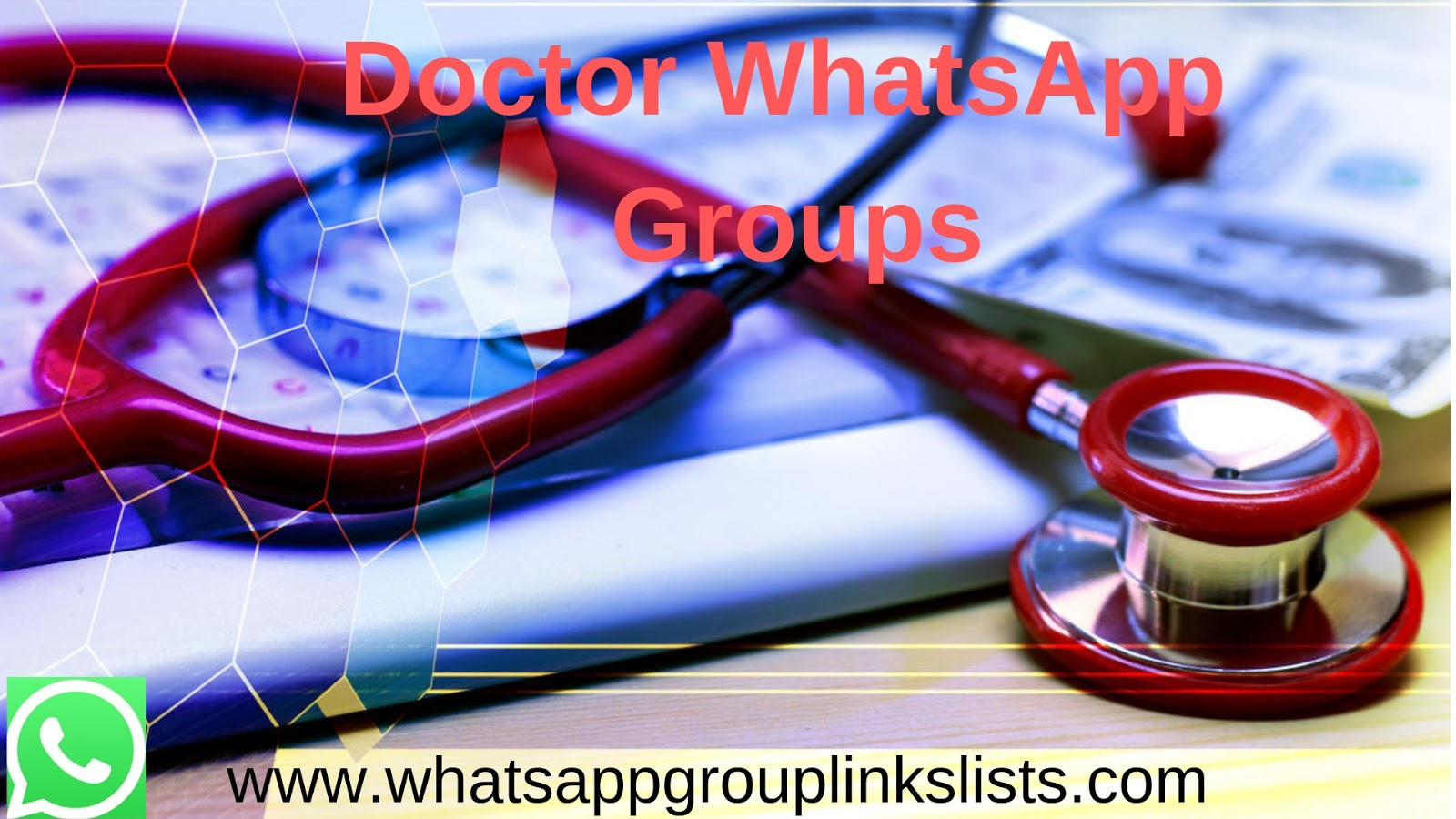 Join Doctor WhatsApp Group links list