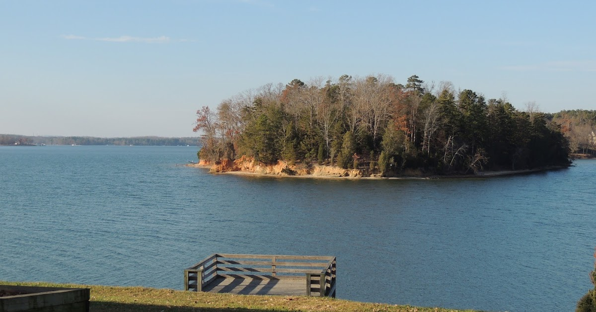 1000 Hikes in 1000 Days: Day 745: Lake Wylie - Pitcarin ...